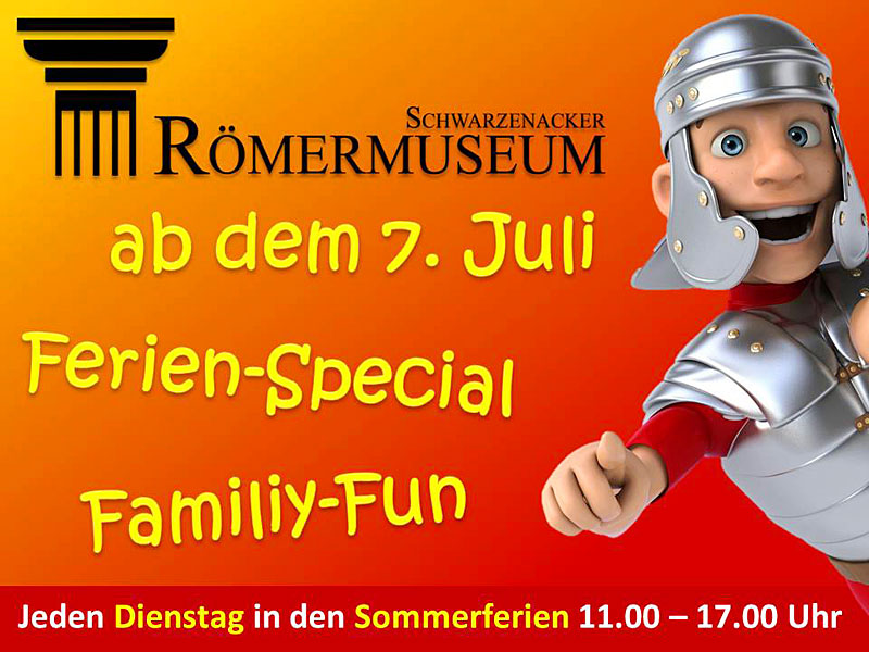Ferien Special Family Fun